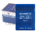 TQ x 1 Schmetz Sewing Needle ( Industrial Button Needle )