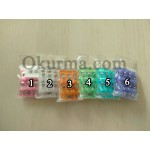1000909290-295 YY CLIP, Assorted Color Per PK