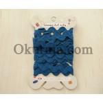 4702020018-29 Sailor Tape 1cm, Assorted Color, Per PK