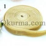 4702040010-12 - Tape 1cm, Camel, Green, Pink, Per PK
