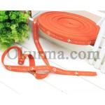 4704020041 - Emily Tape 2cm, Orange, Per FT