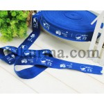 4704020043 - Emily Tape 4cm, Blue, Per FT